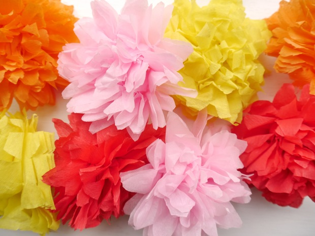 Mexican paper flowers a little mad smith in other news todays post is a super easy diy for you all as some of you may know im currently in the midst of planning my 21st birthday celebrations mightylinksfo